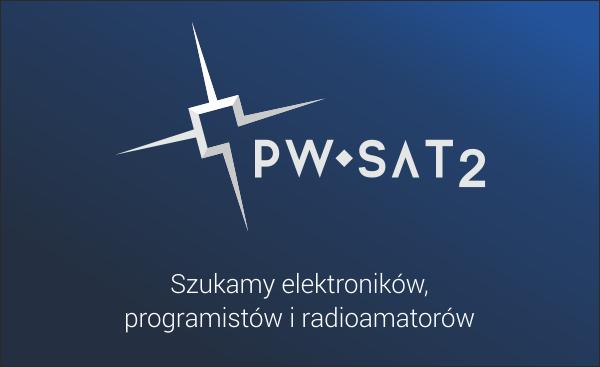 PW-Sat2 naklejka